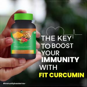 Curcumin capsules Immunity Booster