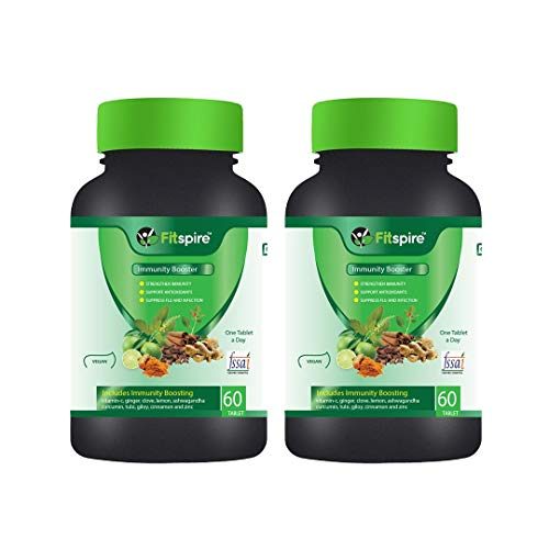 IMMUNITY BOOSTER ENRICHED SUPPLEMENT